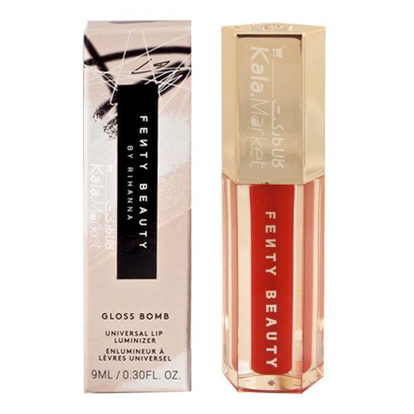 Kala Market-کالا مارکت- FB C5 - پک رژ مایع 3 تایی فنتی بیوتی ست 3 (FENTY BEAUTY Gloss Bomb Liquid Lipstick C)