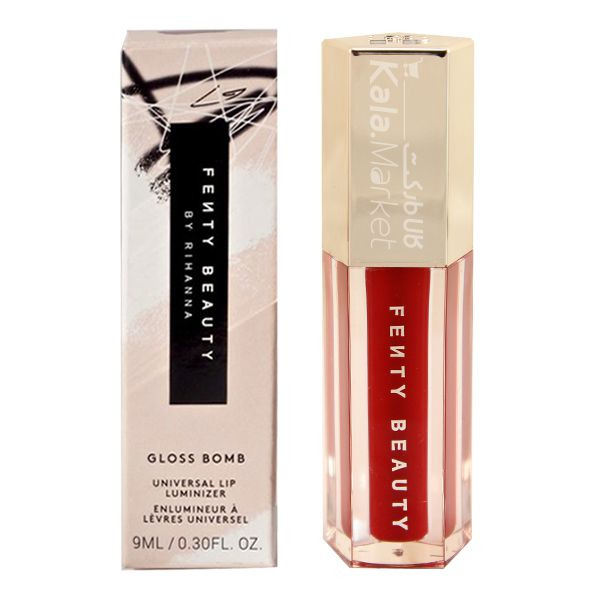 Kala-Market - FB D5 - پک رژ مایع 3 تایی فنتی بیوتی ست 4 (FENTY BEAUTY Gloss Bomb Liquid Lipstick D)