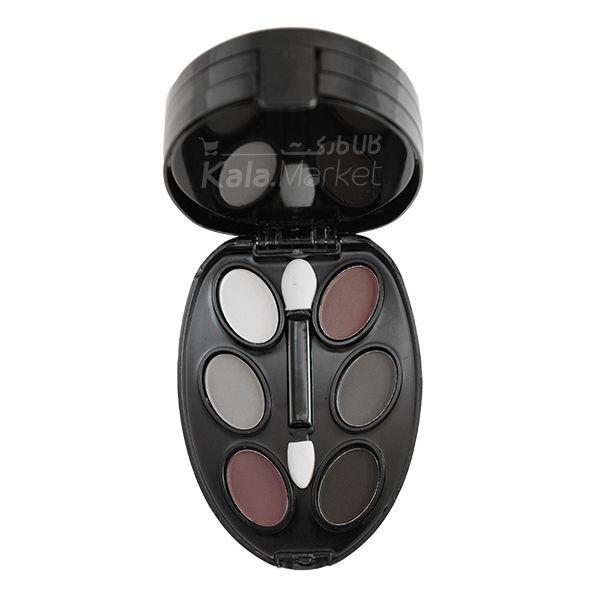 Kala Market-کالا مارکت- MAC makeup kit code1 5 - پنکک و سایه 3 طبقه مک کد 1 (MAC Makeup Kit Code 1)