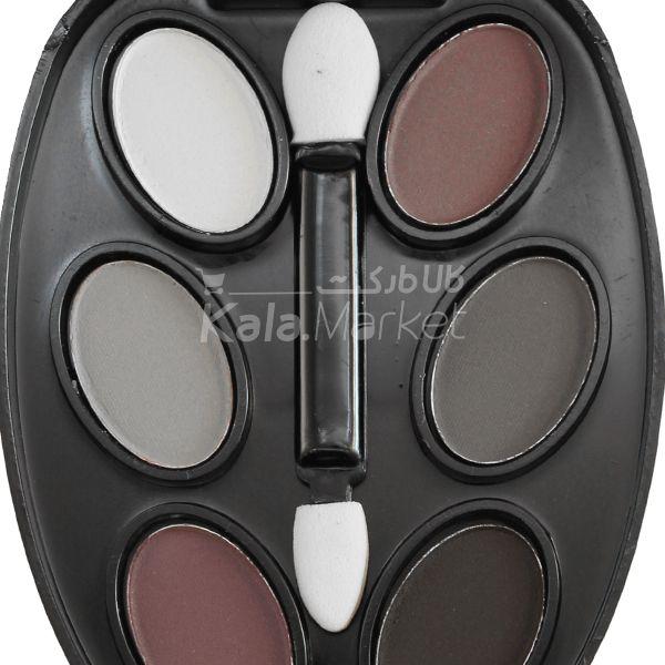 Kala Market-کالا مارکت- MAC makeup kit code1 6 - پنکک و سایه 3 طبقه مک کد 1 (MAC Makeup Kit Code 1)