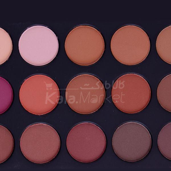 Kala Market-کالا مارکت- arskin blusher eyeshadow palette4 - پالت سایه و رژگونه مات آرت اسکین (ARTSKIN Blusher & Eyeshadow Palette)