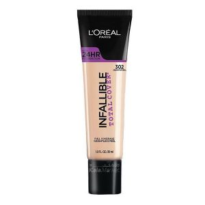 Kala-Market - loreal302 300x300 - کرم پودر توتال کاور لورآل (LOREAL Infallible Total Cover Foundation)
