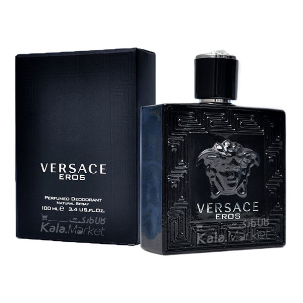 Kala Market-کالا مارکت- versace eros black2 asliii - ادو تويلت مردانه ورساچه مدل Eros Black