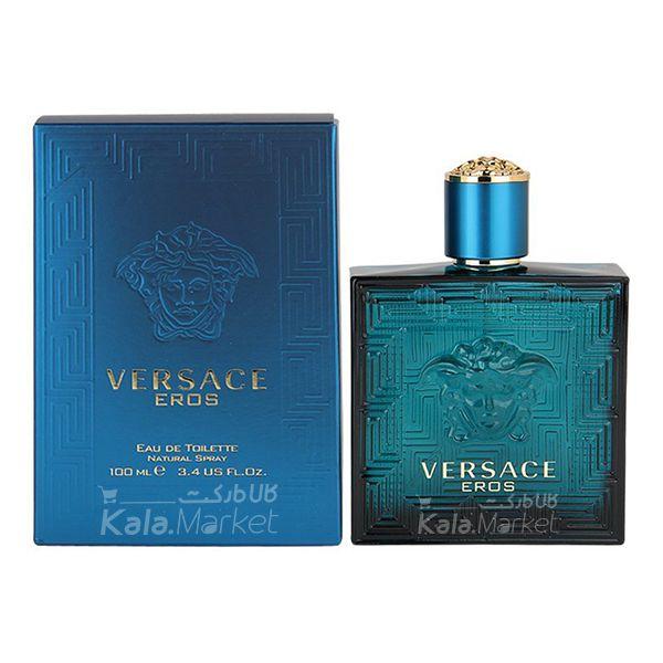 Kala-Market - versace eros2 - ادو تويلت مردانه ورساچه مدل Eros
