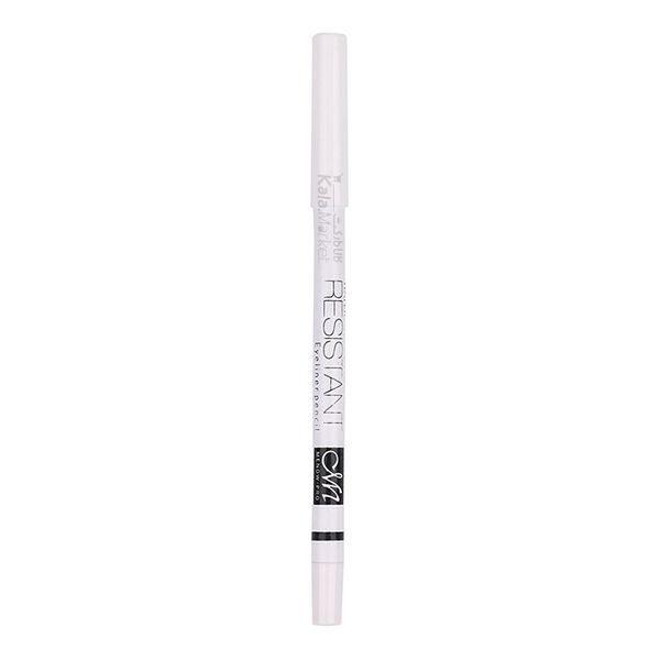 Kala-Market - Menow white eyeliner pencil1 600x600 - خط چشم مدادی سفید منو (Menow Water Resistant White Eyeliner Pencil)