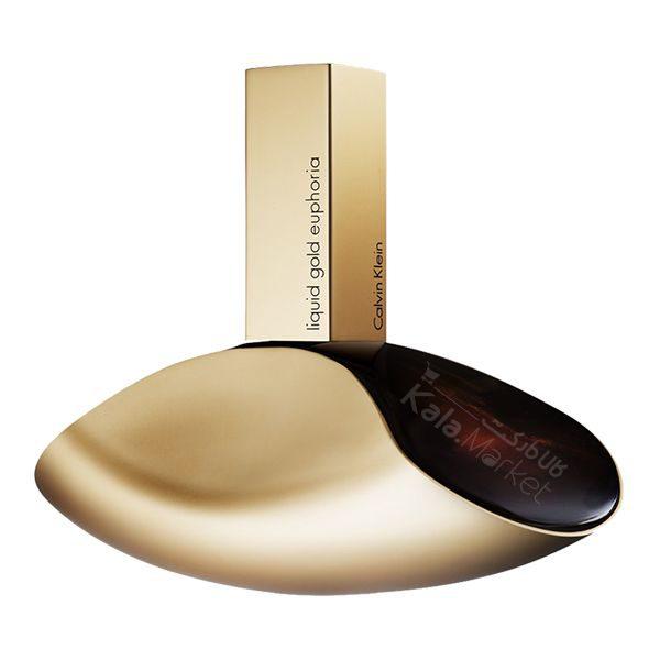 Kala Market-کالا مارکت- ck euphoria liquid gold 600x600 - طرح اصلی ادو پرفيوم زنانه کلوين کلاين مدل Liquid Gold Euphoria