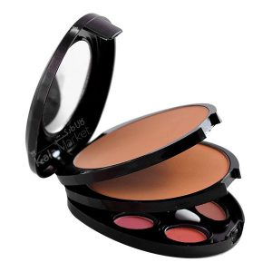 Kala-Market - mac makeup kit0 300x300 - پنکک و سایه 3 طبقه مک کد 2 (MAC Makeup Kit Code 2)