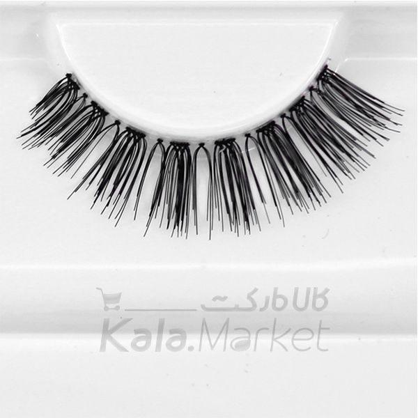 Kala Market-کالا مارکت- GISELLE FALSE LASH3 600x600 - مژه مصنوعی هدی بیوتی مدل جیزل (HUDA BEAUTY Classic Lash GISELLE)