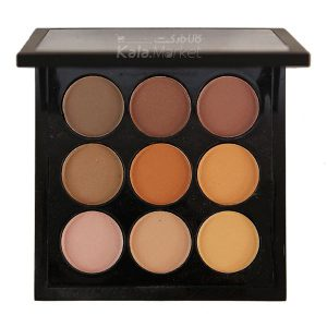 Kala Market-کالا مارکت- MAC EYESHADOW 9 1 300x300 - سایه مک 9 تایی مات (MAC Eyeshadow X9)