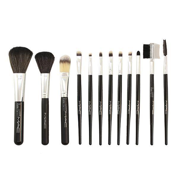 Kala-Market - Mac Perfect Foundation Makeup Brush1 600x600 - پک براش حرفه ای مک 12 عددی (MAC Perfect Foundation Makeup Brush)