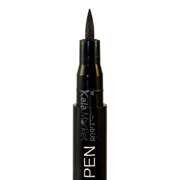 Kala-Market - Max Bell Liquid Eyeliner Pen3 600x600 - خط چشم ماژیکی مکس بل (MAX BEL Liquid Eyeliner Pen)