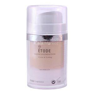 Kala-Market - etode liquid foundation1  300x300 - کرم پودر اتود (ETODE Liquid Foundation Cover & Lasting)