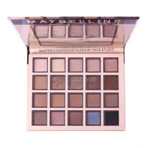 Kala-Market - MAYBELLINE The Eyeshadow1 300x300 - پالت سایه رنگهای طبیعی میبلین (MAYBELLINE The Eyeshadow N.u.d.e.s)