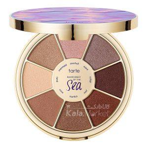 Kala Market-کالا مارکت- tarte rainforest of the sea eyeshadow palette vol l 1 300x300 - پالت سایه گیاهان دریایی تارت کد 1 (TARTE Rainforest Of The Sea Eyeshadow Palette Vol. I)