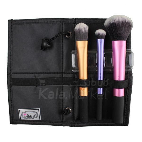 Kala Market-کالا مارکت- the balm travel essentials2 600x600 - ست براش دبالم (THE BALM Travel Essentials)