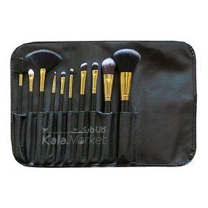 Kala Market-کالا مارکت- zone 341  1 300x300 - ست 10 عددی براش آرایشی زد وان مدل 341 (Z.ONE Brush Set 10 Pcs)