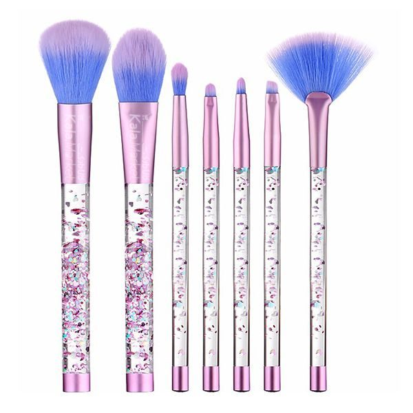 Kala-Market - Aquarium Liquid Glitter Makeup Brush1 600x600 - ست براش آکواریومی کیفی (AQUARIUM Liquid Glitter Makeup Brush Set)