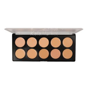 Kala Market-کالا مارکت- doucce highlight conceal1 300x300 - پالت هایلایت و کانسیلر دوسه (DOUCCE Highlight Conceal Palette)