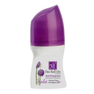 Kala-Market - roll deo violet1 300x300 - مام بدن زنانه مای مدل ویولت (MY Deo Roll On Violet)