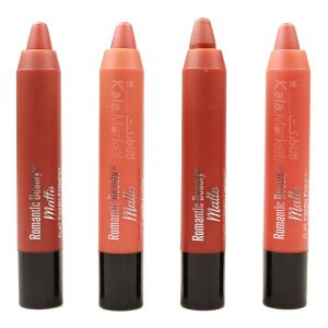 Kala-Market - romantic beauty1 300x300 - ست رژ مات 4 عددی رمانتیک بیوتی (ROMANTIC BEAUTY Matte Lipstick)