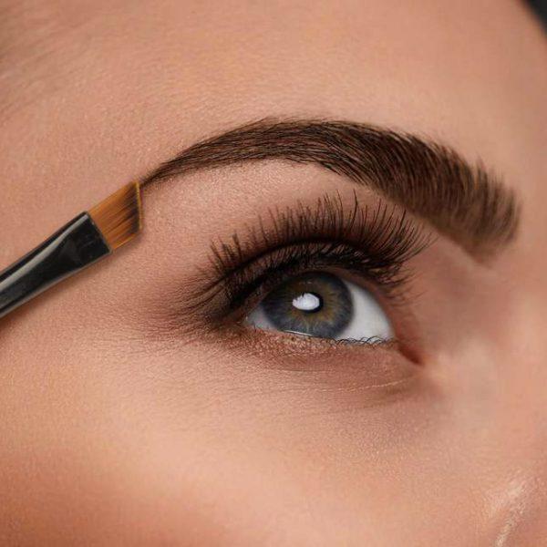 Kala-Market - MILLION PAULINE Gel Eyeliner7 600x600 - ژل ابرو و خط چشم ژله ای میلیون پائولین (MILLION PAULINE Gel Eyeliner)