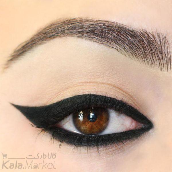 Kala-Market - MILLION PAULINE Gel Eyeliner8 600x600 - ژل ابرو و خط چشم ژله ای میلیون پائولین (MILLION PAULINE Gel Eyeliner)