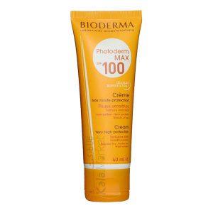 Kala-Market - bioderam photoderm max1 300x300 - کرم ضد آفتاب بیودرما رنگی (BIODERMA Photoderm Max Fluid SPF 100)