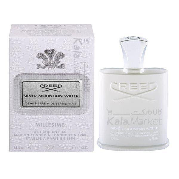 Kala Market-کالا مارکت- creed silver mountain2 600x600 - ادو پرفیوم مردانه کرید مدل Silver Mountain Water