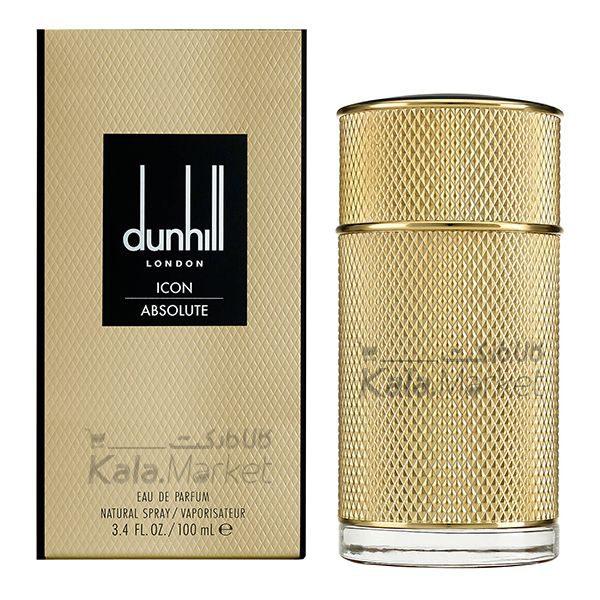 Kala Market-کالا مارکت- dunhill icon absolute2 600x600 - ادو پرفیوم مردانه دانهیل مدل Icon Absolute