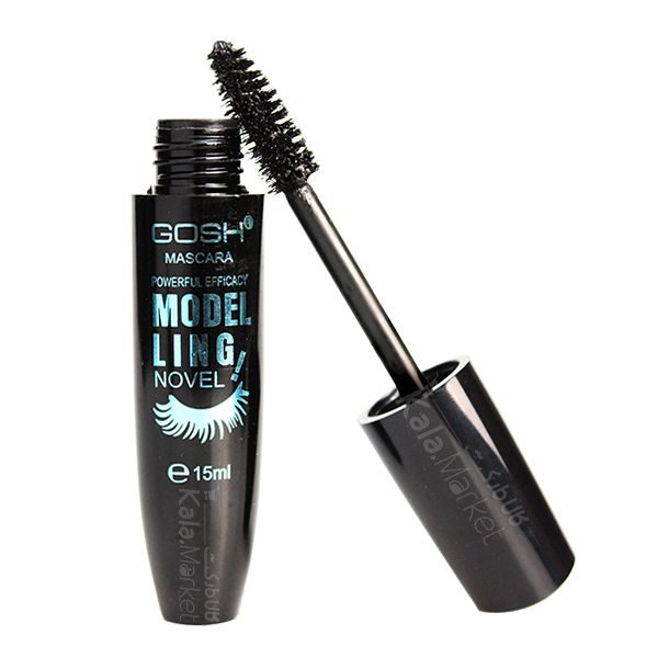 Kala-Market - gosh powerful efficacy mascara1 600x600 - ریمل حجم دهنده گاش (GOSH Powerful Efficacy Mascara)