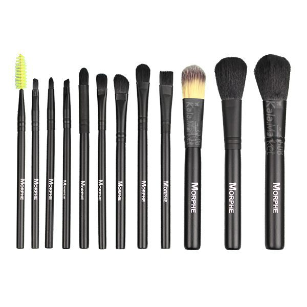 Kala-Market - morphe brush set1 600x600 - ست براش 12 عددی جعبه ای مورف (MORPHE Brush Set)