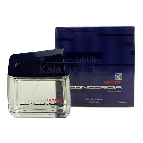 Kala Market-کالا مارکت- my concordia sport2 600x600 - ادو تویلت مردانه مای Concordia Sport