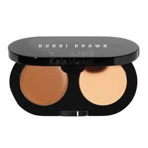 Kala Market-کالا مارکت- bobbi brown concealer kit1 300x300 - کیت کانسیلر کرمی بابی براون آلموند (BOBBI BROWN Creamy Concealer Kit Almond)