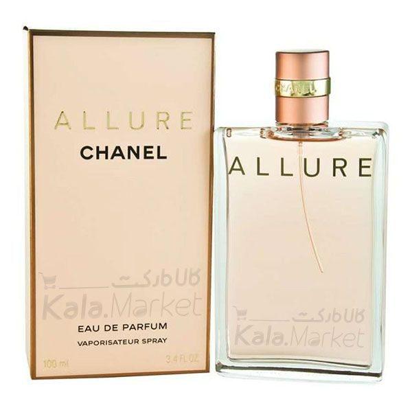 Kala-Market - chanel allure edp2 600x600 - ادو پرفیوم زنانه شنل مدل Allure