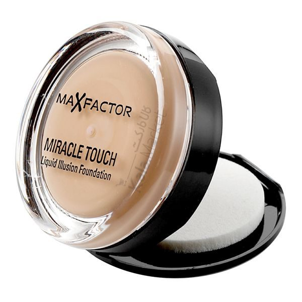 Kala-Market - max factor miracle touch1 600x600 - کرم پودر مکس فکتور مدل میراکل تاچ (MAX FACTOR Miracle Touch Foundation)