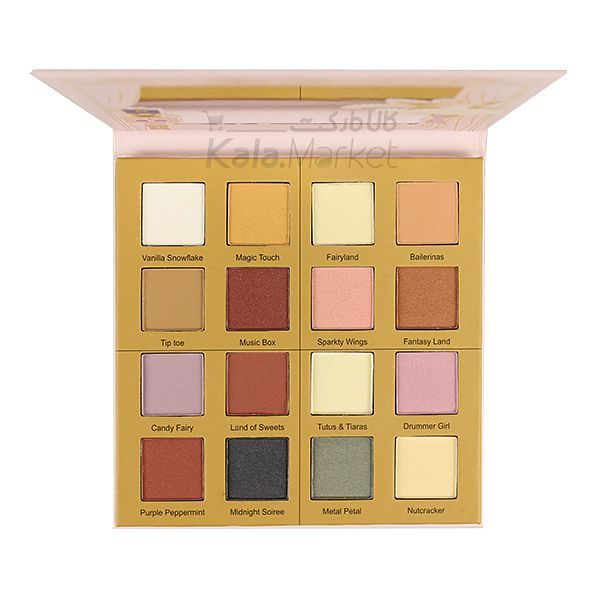 Kala-Market - too faced sugar plum fun1 600x600 - پالت سایه توفیسد مدل شوگر پلام فان (TOO FACED Sugar Plum Fun Eyeshadow)