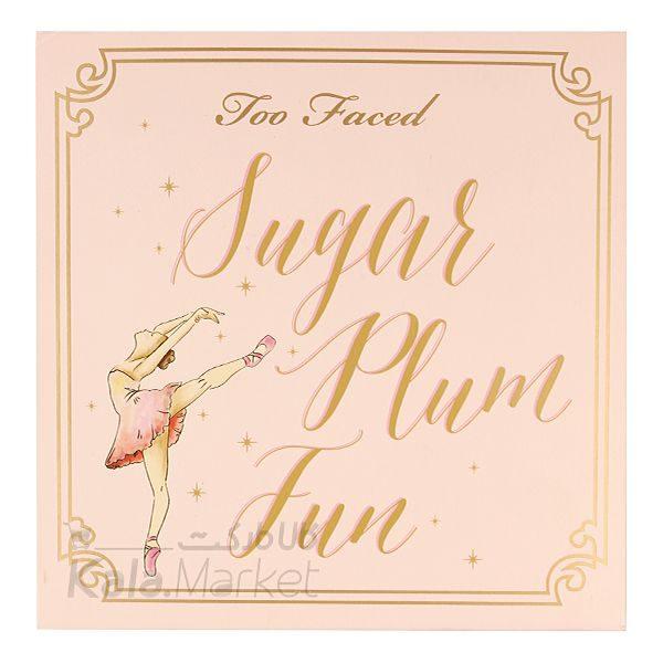Kala-Market - too faced sugar plum fun4 600x600 - پالت سایه توفیسد مدل شوگر پلام فان (TOO FACED Sugar Plum Fun Eyeshadow)