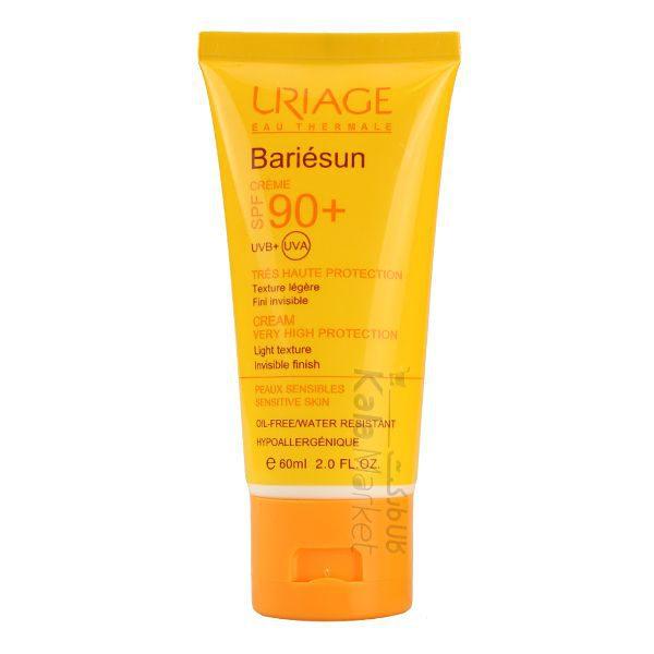 Kala Market-کالا مارکت- uriage bariesun spf90 1 600x600 - کرم ضد آفتاب اوریاژ مدل بری سان (URIAGE Bariesun Creme SPF 90)