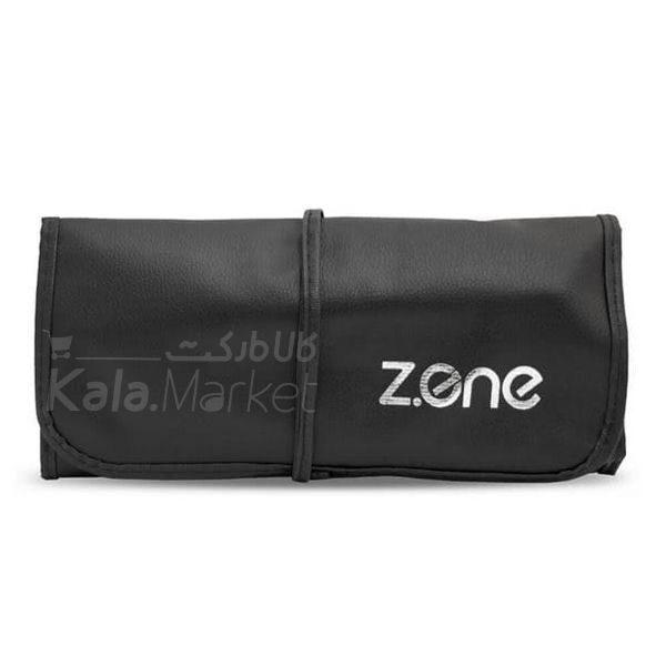 Kala Market-کالا مارکت- zone 34015 pcs set2 600x600 - ست ۱۵ عددی براش آرایشی ۳۴۰ زد وان (Z.ONE Brush Set 15 Pcs)