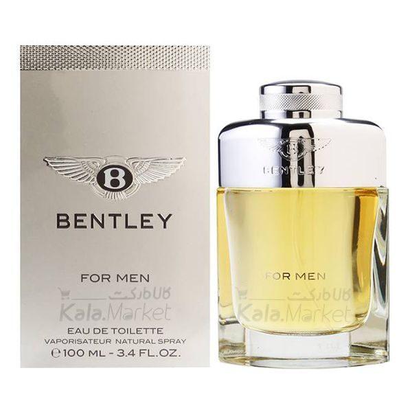 Kala Market-کالا مارکت- bentley for men2 600x600 - ادو تویلت مردانه بنتلی مدل Bentley for Men
