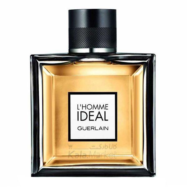 Kala Market-کالا مارکت- guerlain lhomme ideal1  600x600 - ادو تویلت مردانه گرلن مدل L'Homme Ideal