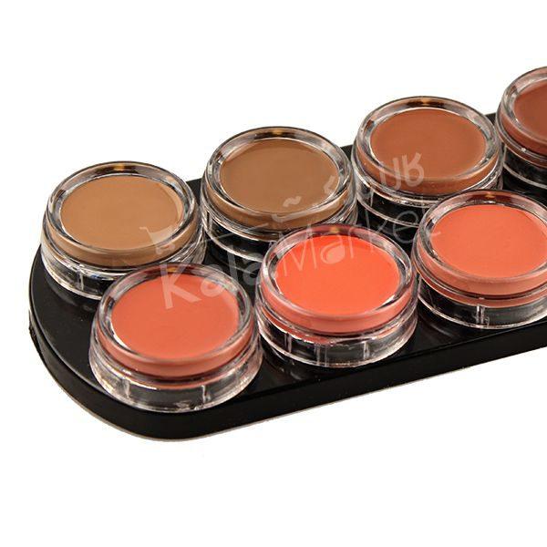 Kala Market-کالا مارکت- mac lip rouge4 600x600 - پالت رژ لب مک کد 2 (MAC Lip Rouge Palette)
