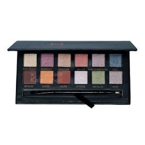 Kala Market-کالا مارکت- morphe 12 colors eyeshadow1 300x300 - پالت سایه شاین و مات مورف (MORPHE 12 Colors Eyeshadow Palette)