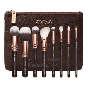 Kala Market-کالا مارکت- zoeva classic brush set1 300x300 - براش کیفی 8 تایی زووا (ZOEVA Classic Brush Set)