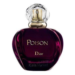 Kala Market-کالا مارکت- DIOR POISON EDT1 300x300 - ادو تویلت زنانه دیور مدل Poison