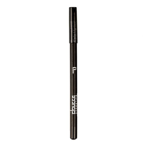 Kala Market-کالا مارکت- doucce carbon black eyeliner2 600x600 - مداد چشم کربن بلک دوسه (DOUCCE Ultra Precision Eyeliner)