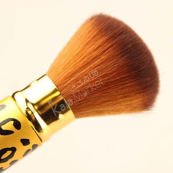 Kala Market-کالا مارکت- jiajun makeup brush2 600x600 - براش چندکاره پلنگی (JIAJUN Makeup Brush)