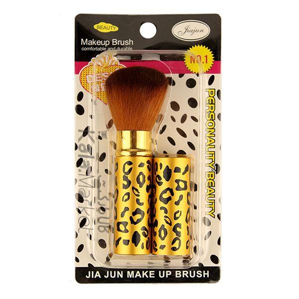 Kala Market-کالا مارکت- jiajun makeup brush4 600x600 - براش چندکاره پلنگی (JIAJUN Makeup Brush)