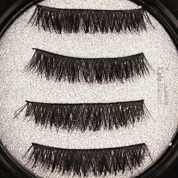Kala Market-کالا مارکت- huda beauty magnetic lashes style 1 1 600x600 - مژه مگنتی هدی بیوتی استایل 1 (HUDA BEAUTY Magnetic Lashes Style 1)